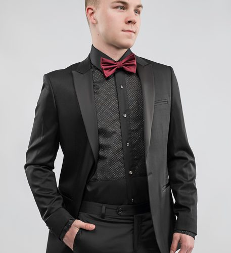 black-tux-hand-in-pocket