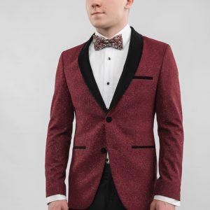 red-sparkling-jacket-close-up