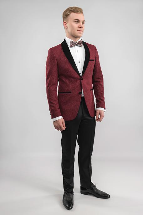red-sparkling-jacket