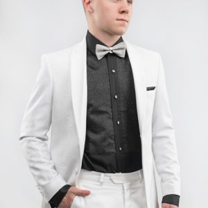 white-sparkling-tux-hand-in-pocket