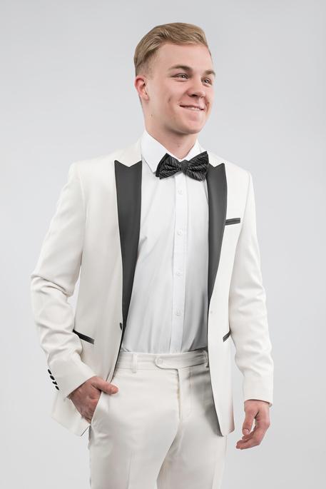 white-tux-hand-in-pocket
