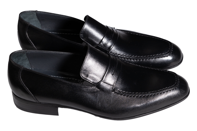 3210-Black-leather-shoe-main