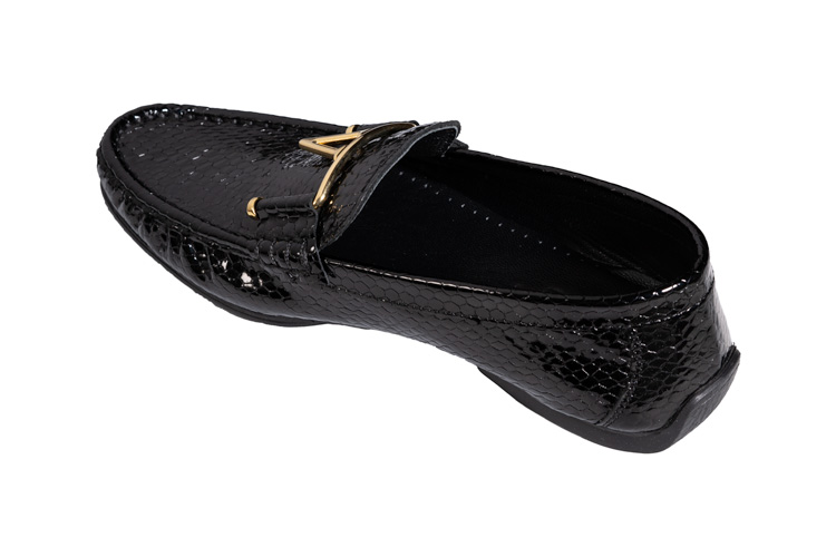 black-loafer-with-a-gold-V-3470-main