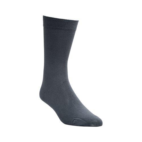 Dark gray socks