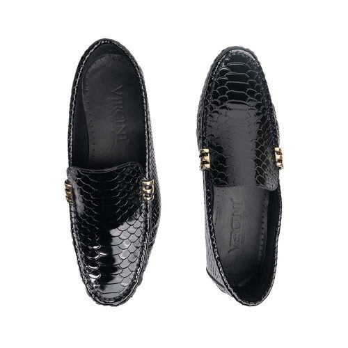 black leather driving shoes mens moccasin